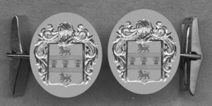 #42 Cuff Links for Minton