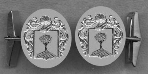 #42 Cuff Links for Moroni