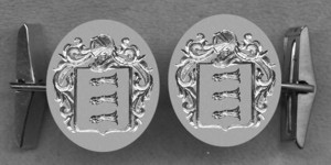 #42 Cuff Links for Pidoussiere