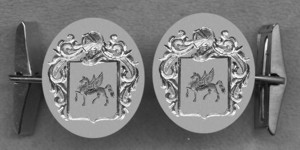 #42 Cuff Links for Pollia
