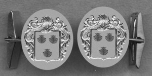 #42 Cuff Links for Pompery