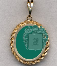 #87 with Green Onyx for Proust