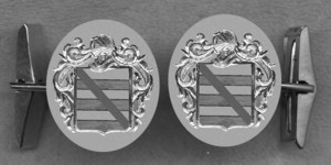 #42 Cuff Links for Quaplade