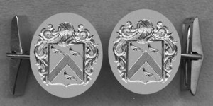 #42 Cuff Links for Ramsbury