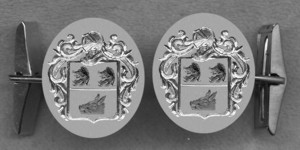 #42 Cuff Links for Rass