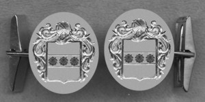 #42 Cuff Links for Ravachol