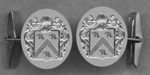 #42 Cuff Links for Ravenshaw