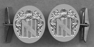#42 Cuff Links for Redon