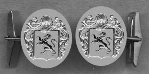 #42 Cuff Links for Riccialbani