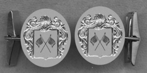 #42 Cuff Links for Sanne