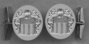 #42 Cuff Links for Savory