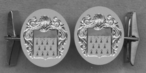 #42 Cuff Links for Scaley