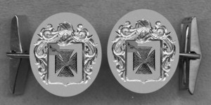 #42 Cuff Links for Seafowle