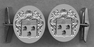 #42 Cuff Links for Seagrim