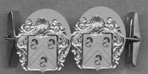 #42 Cuff Links for Seargent