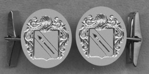 #42 Cuff Links for Shakespeare