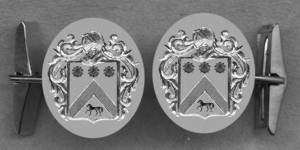 #42 Cuff Links for Sheepshanks