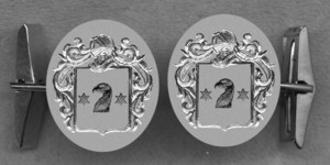 #42 Cuff Links for Sigg