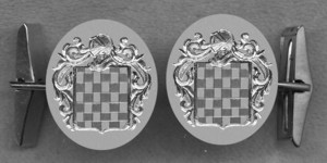 #42 Cuff Links for Soudeilles