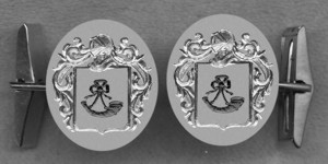 #42 Cuff Links for Stempshorn