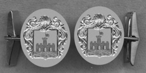 #42 Cuff Links for Strobridge