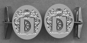 #42 Cuff Links for Stuckrad
