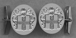 #42 Cuff Links for Taaffe