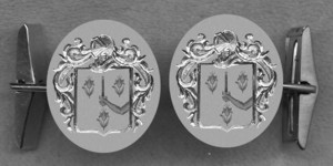 #42 Cuff Links for Tremblaies