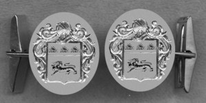 #42 Cuff Links for Vacheron
