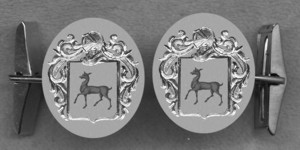 #42 Cuff Links for Valbichon
