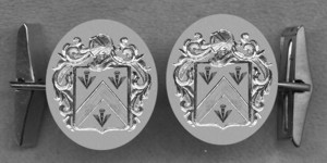 #42 Cuff Links for Welsh