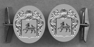 #42 Cuff Links for Wolfsthal