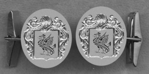 #42 Cuff Links for Wurmblingen
