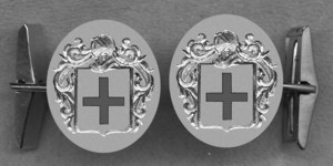#42 Cuff Links for Xaintrailles