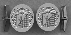 #42 Cuff Links for Zarnow