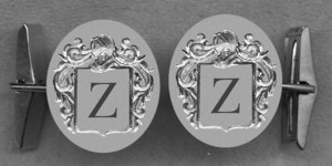 #42 Cuff Links for Zeta