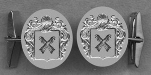 #42 Cuff Links for Zwingenstein