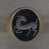 Mythological Mens Ring by Heraldica Imports